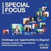 Brainstorm Special Focus Cisco icon