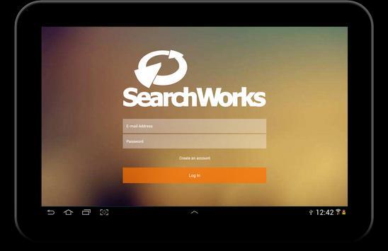 SearchWorks apk screenshot