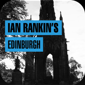 Ian Rankin's Edinburgh icon