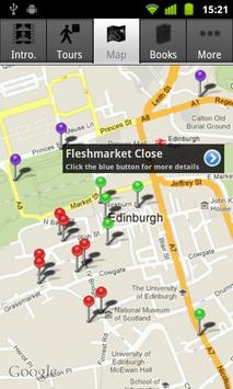 Ian Rankin's Edinburgh apk screenshot