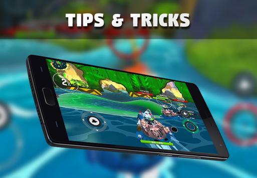Guide for Battle Bay apk screenshot