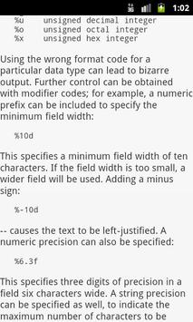 C Programming Primer apk screenshot