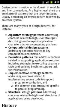 Design Patterns EBook poster