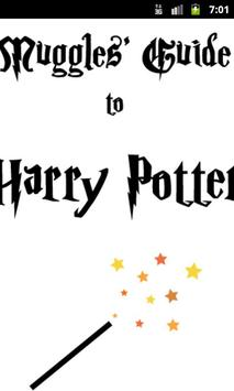 Muggles' Guide to Harry Potter poster