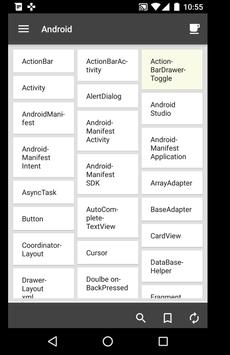 Code Sheet apk screenshot