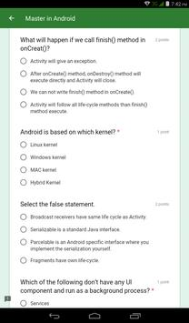 Master in Android apk screenshot