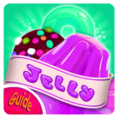 Guide Candy Crush Jelly Queen icon