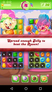 Guide Candy Crush Jelly Queen poster