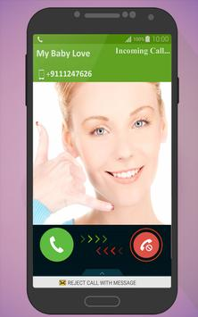 Fake Caller Id Scheduler- Plus poster