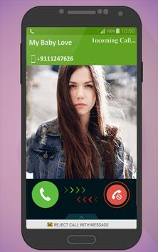Fake Caller Id Scheduler- Plus apk screenshot