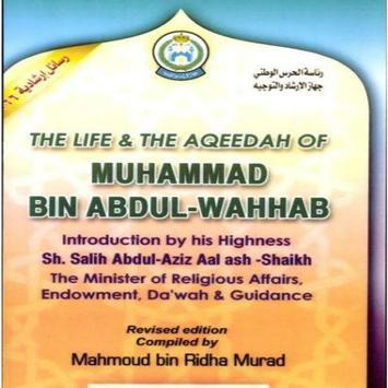 Muhammad bin Abdulwahhab poster