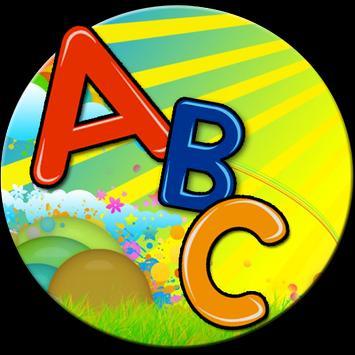 ABC Flashcards Increase : 123 poster
