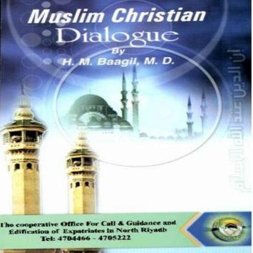 Muslim Christian dialogue poster