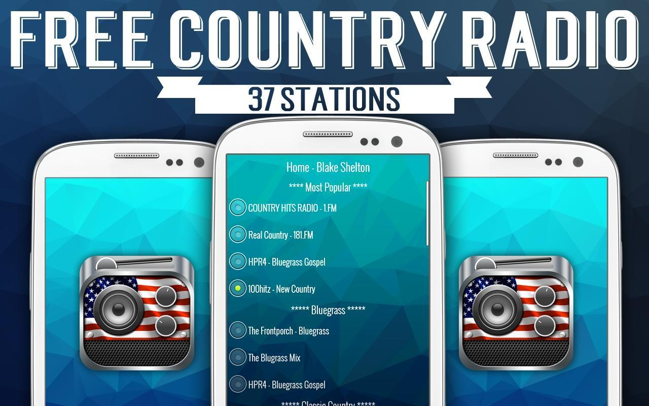 Free Country Radio APK Download - Free Music