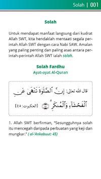 Selective Ahadis (Solah) apk screenshot