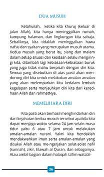 6 Sifat Sahabat Nabi apk screenshot