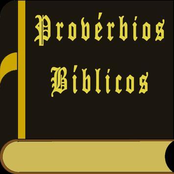 Provérbios Bíblicos poster
