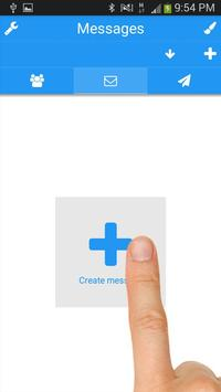 Multi SMS & Group SMS apk screenshot