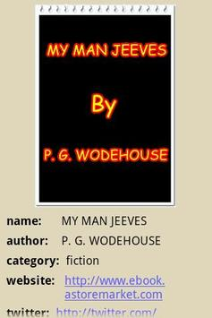 MY MAN JEEVES poster