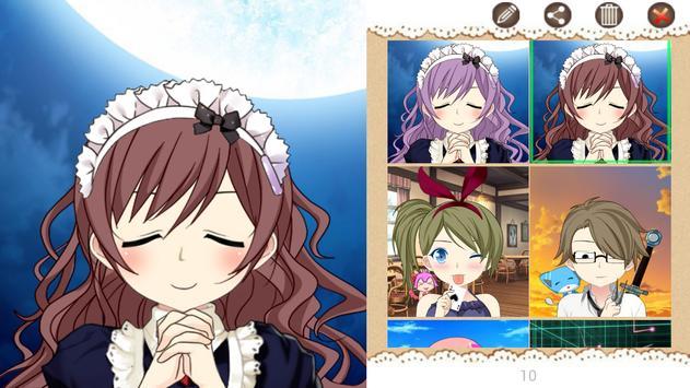 Lovely Girl Avatar apk screenshot