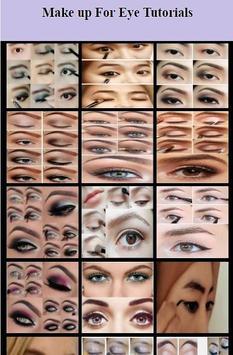 Make up Eye Tutorials poster