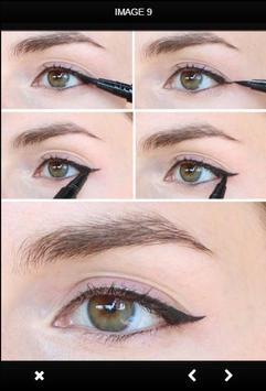 Make up Eye Tutorials apk screenshot