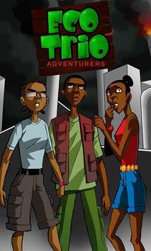 Eco Trio Adventurers poster