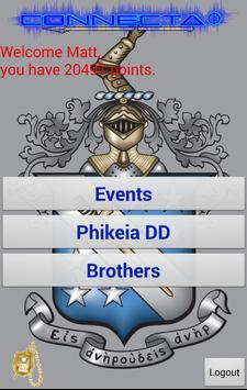 Connectaphi Beta apk screenshot