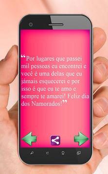 Frases e Mensagens Romanticas apk screenshot