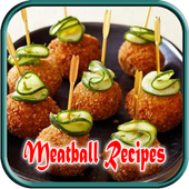Meatball Recipes icon