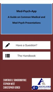 Med Psych Guide poster