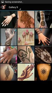 Easy Mehndi Designs apk screenshot