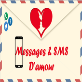 Messages SMS d'amour icon