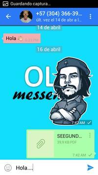 Messenger OLA poster