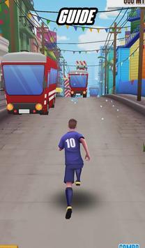 Guide For Messi Runner 2016 apk screenshot