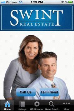 Swint Real Estate poster