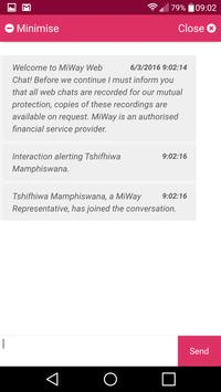 MiWay Insurance Ltd apk screenshot