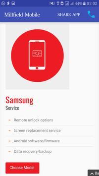 Millfield Mobile apk screenshot