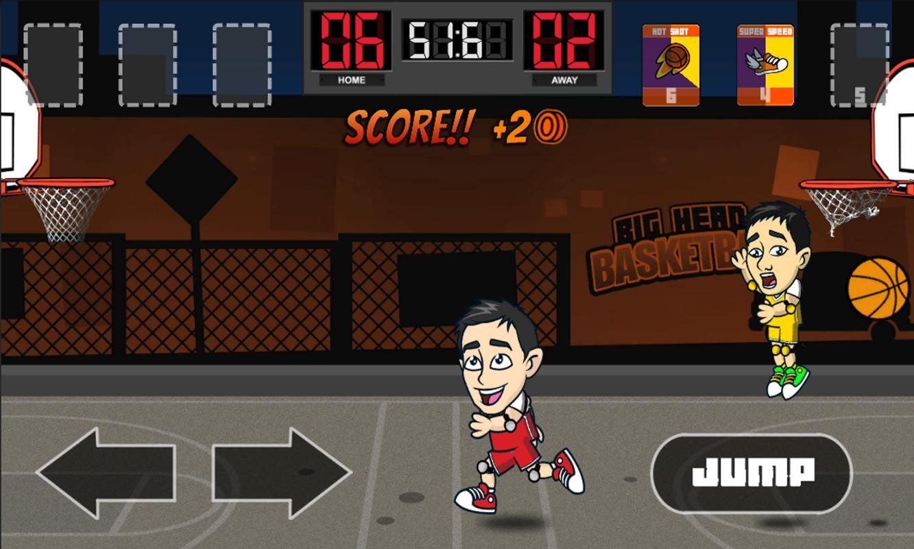 Big Head Basketball APK Download - Free Sports GAME for ...