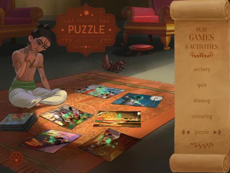 Arjuna: Tales From Mahabharat apk screenshot