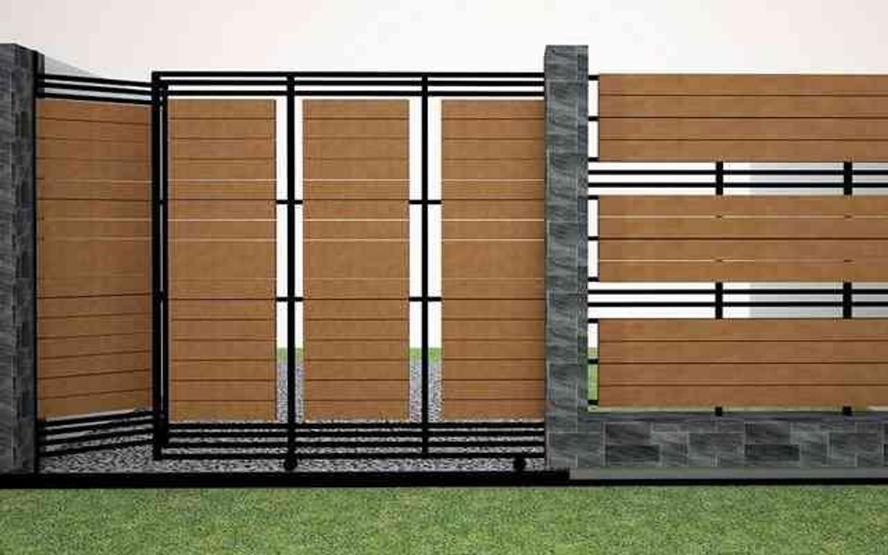 Minimalist Fence Design Ideas Apk Download - Free Lifestyle App