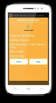 Mobile Number Tracker Location apk screenshot
