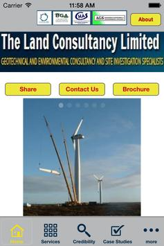 Land Consultancy poster