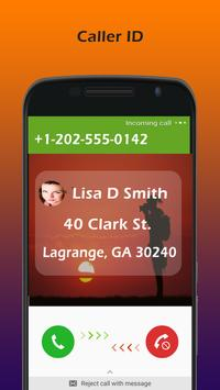 Real Caller Location poster