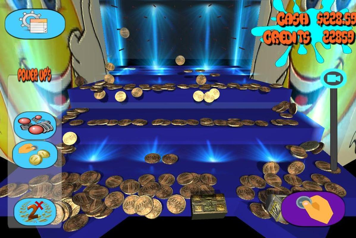 Coin pusher complete game kit unity asset free download android.