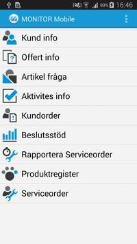 MONITOR Mobile 8.0.1 apk screenshot