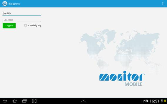 MONITOR Mobile 8.1 apk screenshot