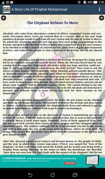 Story Of Life Prophet Muhammad apk screenshot