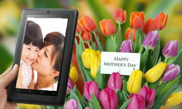 Mother's day card photo frame apk screenshot
