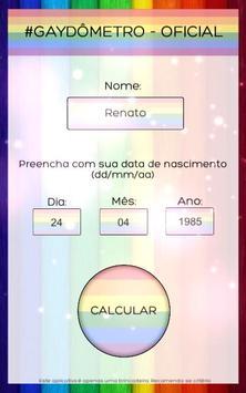 Gaydômetro - Oficial apk screenshot